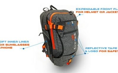 GYST TRIATHLON BACKPACK KICKSTARTER
